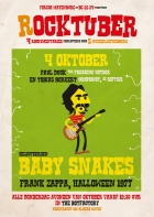 Rocktuber Zappa Paul Tobias